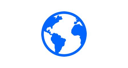 グローバルな視点でのサービスの提供!