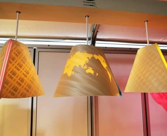 ランプシェードのサムネイル
